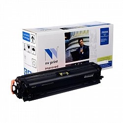 Картридж NV Print CE342A Yellow совместимый для HP LaserJet Color Enterprise 700 M775dn/f/z/+