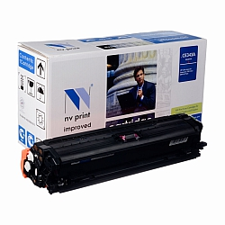 Фото картридж NV Print CE343A Magenta совместимый для HP LaserJet Color Enterprise 700 M775dn/f/z/+